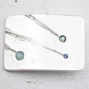 Swarovski Kristalleri için uygun Kemer Tokaları (9)