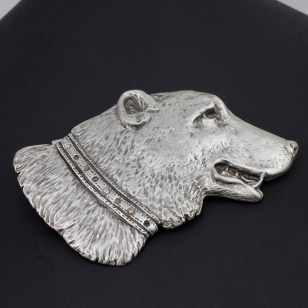 Kangal Kemer Tokası - 4 cm  Kemerler için uygundur