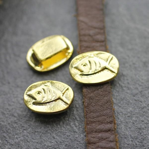 Altın Köpek Balığı Bileklik Aparatı